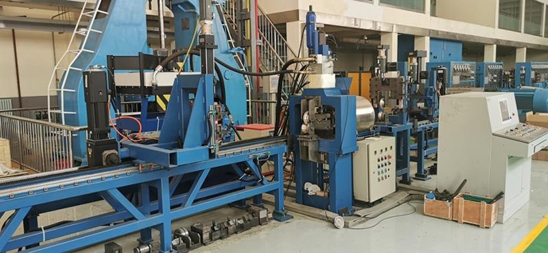 """""""钛合金型材快速脉冲锻打整形设备验证机""""项目通过验收"""